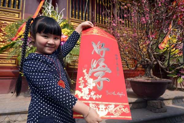 Vai trò của tiếng Trung Quốc - hiểu về văn hóa truyền thống Việt Nam