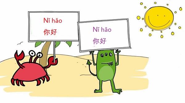 Hình ảnh Những câu tiếng Trung phồn thể thông dụng 1