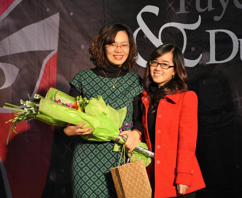 THANHMAIHSK- Đồng hành cùng sinh viên FTU
