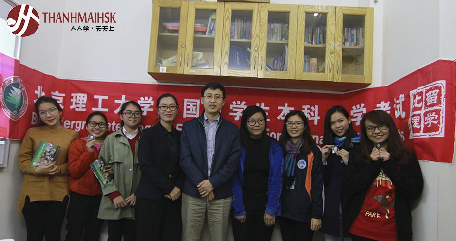 Học bổng trao tay nhận ngay 4000 USD chương trình du học Đại học Công nghê Bắc Kinh 2016