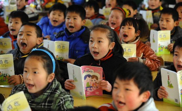 Tiếng Trung cho trẻ em – Tại sao không?
