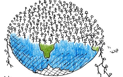 Cấp thiết – Từ vựng tiếng trung chủ đề dân số