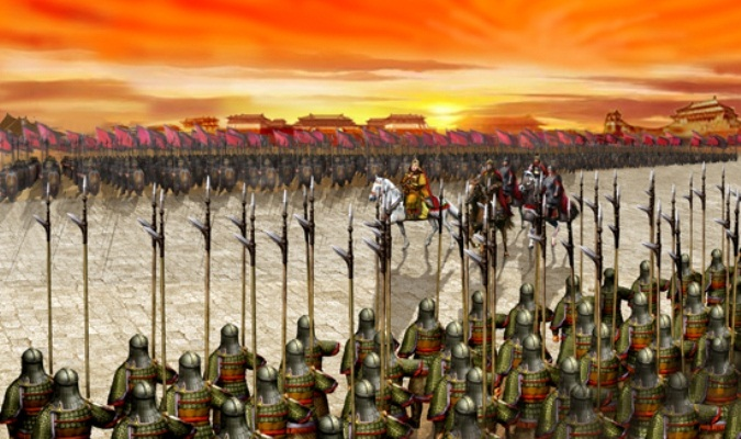 Vương Triều Hoàng Kim nhất trong lịch sử Trung Quốc