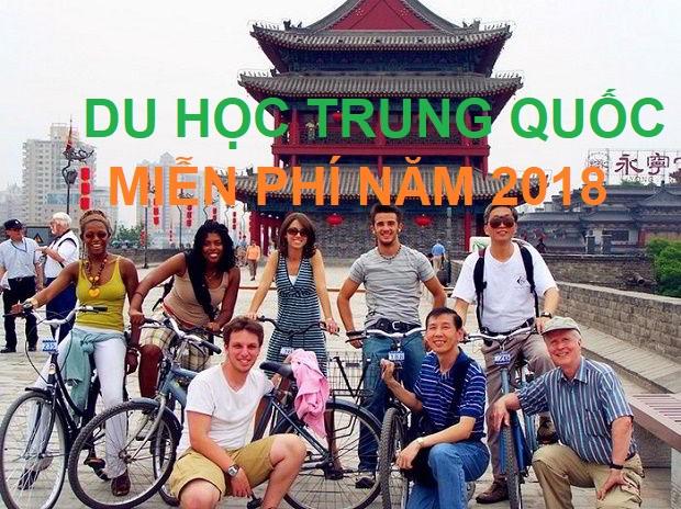 Du học Trung Quốc miễn phí năm 2020 tại THANHMAIHSK