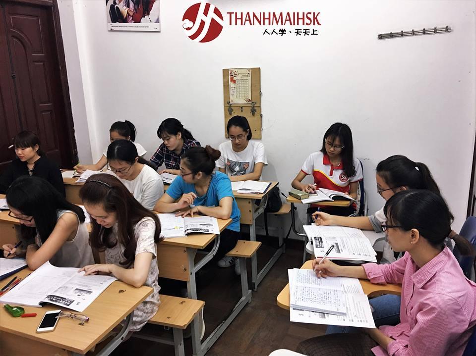 Cách học tiếng Trung giao tiếp nhanh nhất