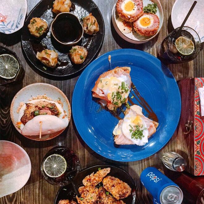 Hình ảnh Nhà hàng Trung Quốc ngon tại Hà Nội và Sài Gòn 17