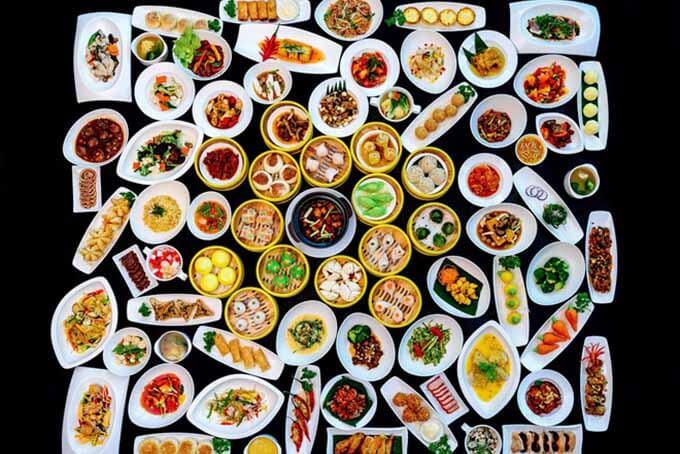 Hình ảnh Nhà hàng Trung Quốc ngon tại Hà Nội và Sài Gòn 8
