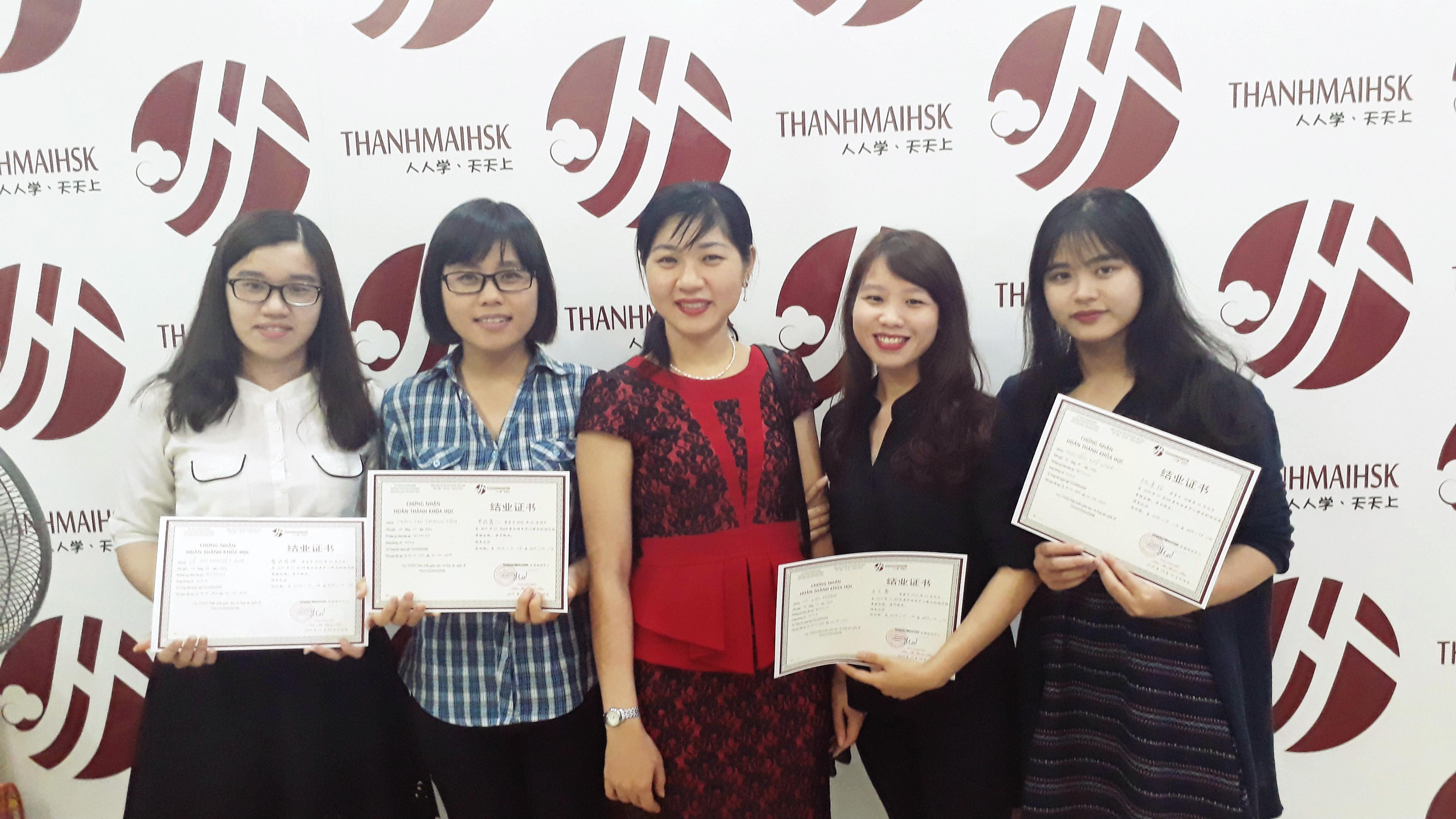 Trung tâm luyện thi TOCFL tại Hà Nội và tpHCM ở đâu chất lượng