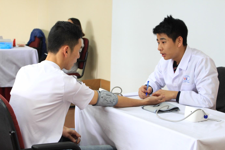 Khám sức khỏe đi du học Trung Quốc ở đâu được chứng nhận