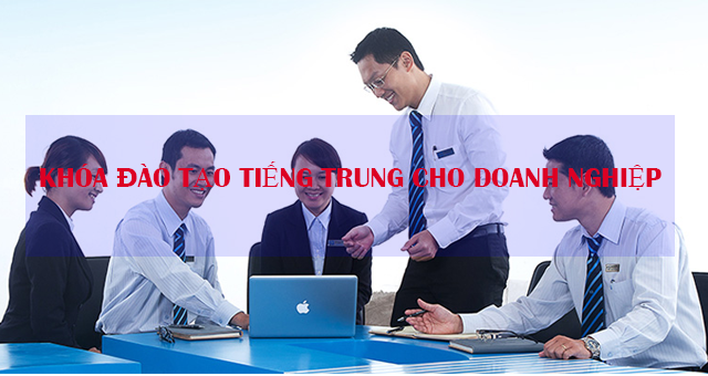 Hình ảnh khóa đào tạo tiếng Trung doanh nghiệp 2