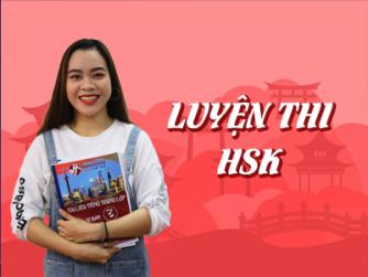 Lớp luyện thi HSK 4-5-6 uy tín tại THANHMAIHSK