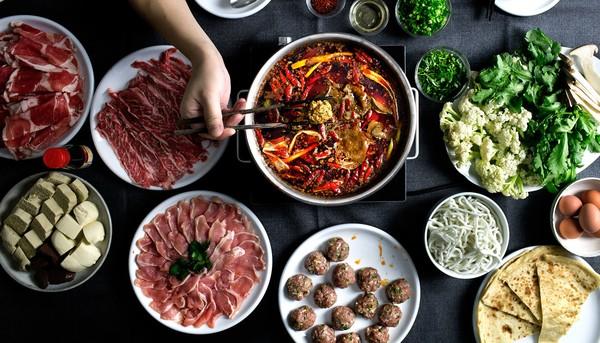 Các món lẩu Trung Quốc ngon nức tiếng