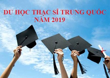 Các ngành du học thạc sĩ Trung Quốc năm 2019