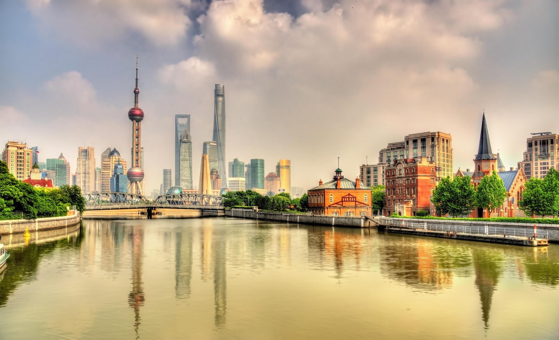 Thời tiết tại Thượng Hải 4 mùa tươi đẹp